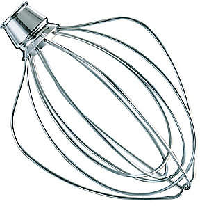 KitchenAid Tilt-Head 6-Wire Whip