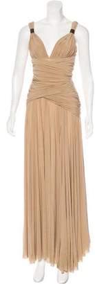 Plein Sud Jeans Sleeveless Maxi Dress w/ Tags