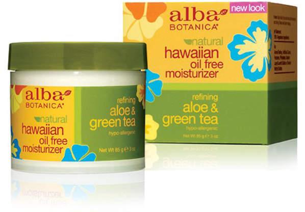 Alba Aloe & Green Tea Face Moisturizer