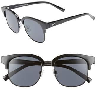 Le Specs Recognition 53mm Sunglasses