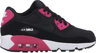 Nike Youth Air Max 90 Leather Trainers 38.5 EU