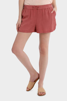 Only Bella Lux Tencel Shorts