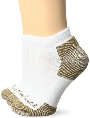 Carhartt Women's Cotton Blend Low Cut Work Socks 3 Pair