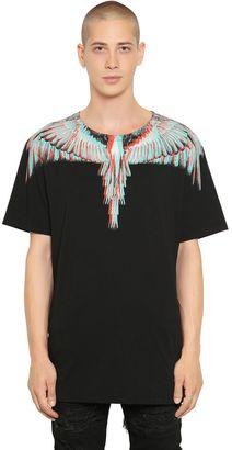 Salvador Printed Cotton Jersey T-Shirt $237 thestylecure.com
