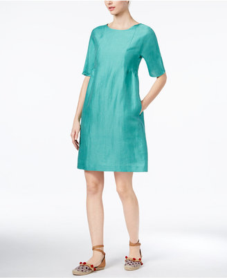 Weekend Max Mara Astrale Shift Dress $375 thestylecure.com