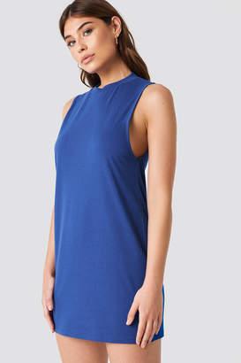 Debiflue X Na Kd Loose Sleeveless Dress