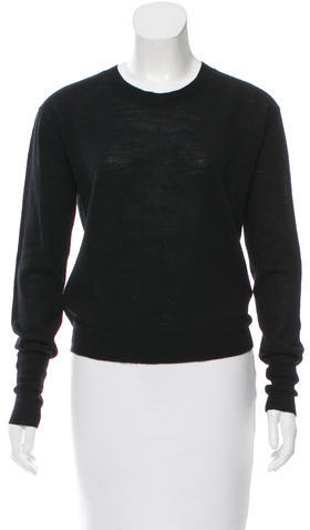 A.L.C. A.L.C. Wool Crew Neck Sweater