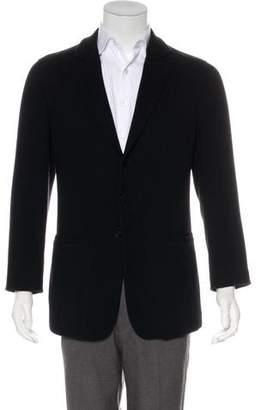 Giorgio Armani Cashmere Button-Up Cardigan