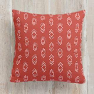 Southwest Key Square Pillow