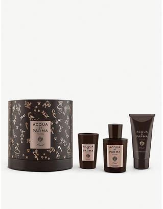 Acqua di Parma Colonia Oud fragrance gift box