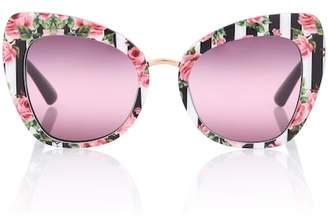 Dolce & Gabbana Butterfly sunglasses