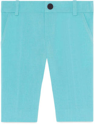 Baby twill pant $295 thestylecure.com
