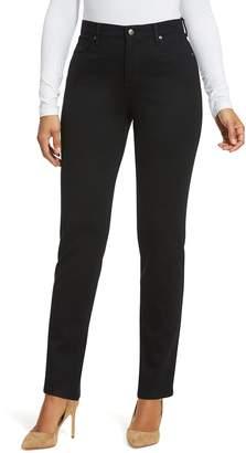 79bc6f488cee0 Gloria Vanderbilt Women s Amanda Slimming High-Waisted Ponte Pants