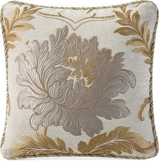 """Waterford Ansonia 18"""" Square Decorative Pillow"""