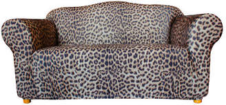 Sure Fit Statement Prints Leopard 2 Seater Sofa Cover