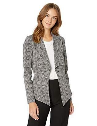 Karen Kane Women's Drape Collar Jacket