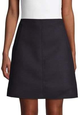 Tomas Maier Classic Mini Skirt