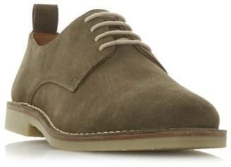 Dune Khaki 'Berbatov' Lace Up Desert Shoes