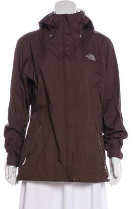 The North Face Lightweight Hooded Long Sleeve Jacket