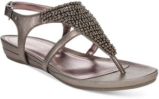 Kenneth Cole Reaction Lost The Way Wedge Sandals $59 thestylecure.com