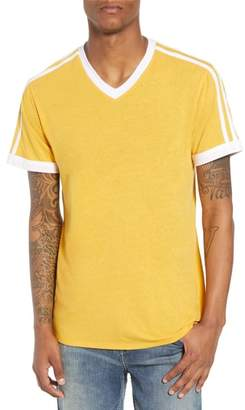 The Rail Vintage Athletic V-Neck T-Shirt