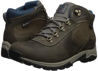Timberland Mt. Maddsen Mid Leather Waterproof Women's Lace-up Boots