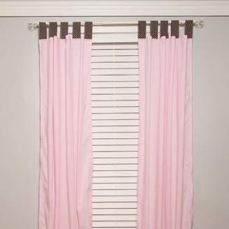 Pam Grace Creations Curtain Panels, Pam's Petals by