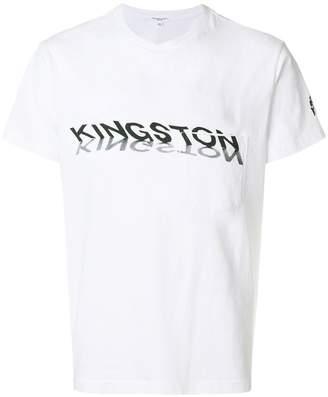 Engineered Garments Kingston slogan T-shirt