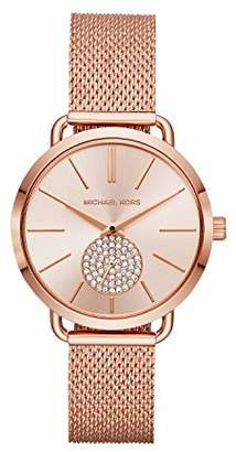 Michael Kors Women's 'Portia' Quartz Stainless Steel Casual Watch