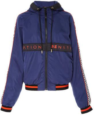 P.E Nation Intensity Windbreaker Jacket