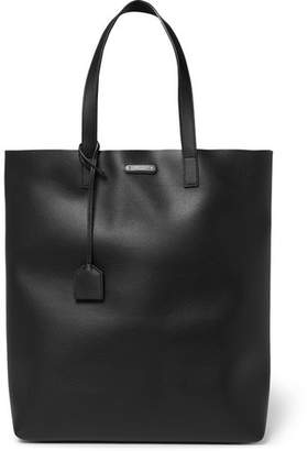 Saint Laurent Leather Tote Bag