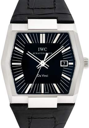 IWC Men's Vintage Da Vinci Vintage Watch, 41mm