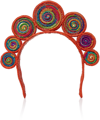 Magnetic Midnight M'O Exclusive Candy Swirl Headpiece