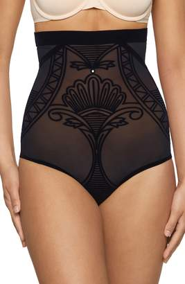 Nancy Ganz Enchante High Waist Shaper Briefs