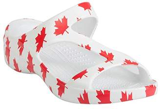 Dawgs Women's Z Sandal Flag Collection Canada