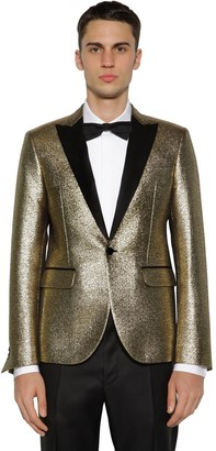 DSQUARED2 Tokyo Virgin Wool Blend Evening Jacket