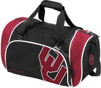 NCAA Logo Brand Oklahoma Sooners Locker Duffel Bag