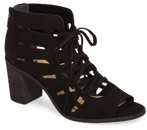 Women's Vince Camuto Tressa Perforated Lace-Up Sandal $129.95 thestylecure.com