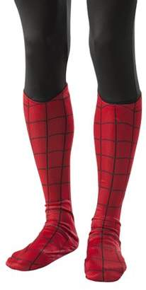 Spiderman Amazing 2 Adult Costume Boot Tops