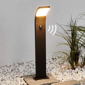 Timm – LED-Wegeleuchte mit Bewegungssensor, 60 cm