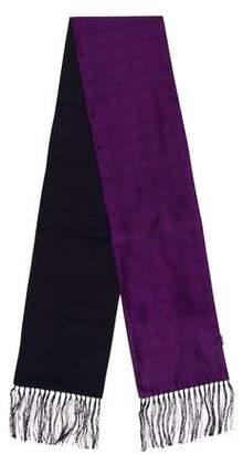Tom Ford Silk Tuxedo Scarf w/ Tags