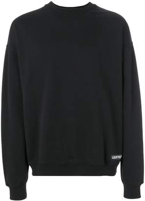 Les (Art)ists Wang 83 sweatshirt