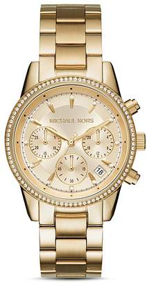 Michael Kors Ritz Watch, 37mm $250 thestylecure.com