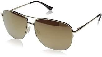 Vince Camuto Women's VC709 GLD Aviator Sunglasses