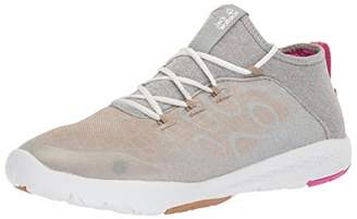 Jack Wolfskin Gravity Flex Shield Low Women's Lightweight Water Resistant Casual Comfort Shoe Sneaker