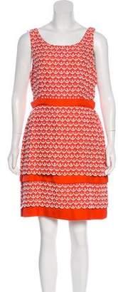 Leifsdottir Sleeveless Tiered Mini Dress w/ Tags