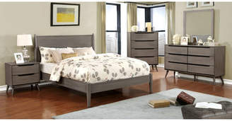 Mid-Century MODERN Mercury Row Mason Platform Configurable Bedroom Set