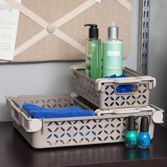 Iris Decorative Basket Combination