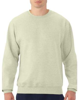Fruit of the Loom Big Men's Dual Defense Crew Sweatshirt