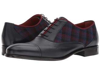 Etro Tweed Oxford Men's Slip on Shoes